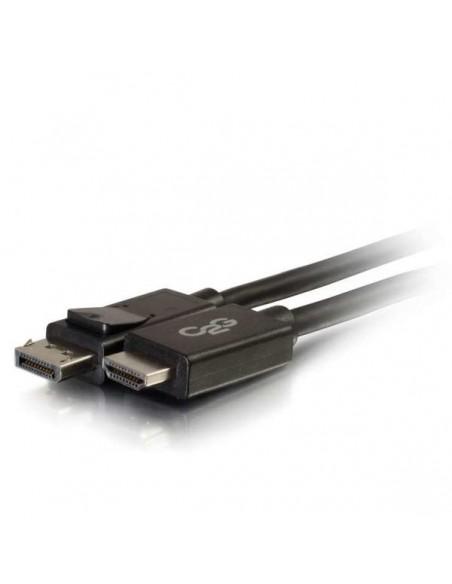 C2G 84326 videokaapeli-adapteri 2 m DisplayPort HDMI Musta C2g 84326 - 1