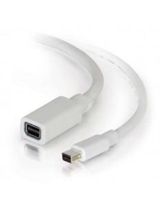 C2G 3.0m Mini DisplayPort M/F 3 m Valkoinen C2g 84415 - 1