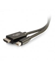 C2G 2 m MiniDP - HDMI Mini DisplayPort Musta C2g 84421 - 1