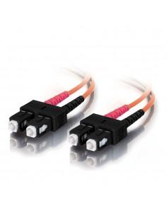 C2G 85478 valokuitukaapeli 20 m SC OFNR Oranssi C2g 85478 - 1