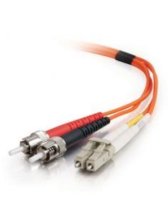 C2G 85497 valokuitukaapeli 10 m LC ST OFNR Oranssi C2g 85497 - 1