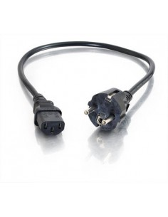 C2G 10m Power Cable Musta C2g 88547 - 1