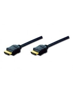 ASSMANN Electronic AK-330107-050-S HDMI-kaapeli 5 m HDMI-tyyppi A (vakio) Musta Assmann AK-330107-050-S - 1