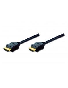 ASSMANN Electronic AK-330107-100-S HDMI-kaapeli 10 m HDMI-tyyppi A (vakio) USB Musta Assmann AK-330107-100-S - 1