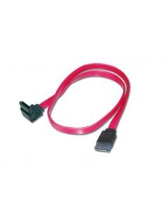 ASSMANN Electronic 2x SATA 7-pin, 0.5 m SATA-kaapeli Musta, Punainen Assmann AK-400104-005-R - 1