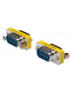 ASSMANN Electronic D-Sub9 M/M D-Sub 9p Silver Assmann AK-610505-000-I - 1