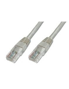 Digitus Patch Cable, UTP, CAT5E 15.0m verkkokaapeli Harmaa 15 m Assmann DK-1511-150 - 1