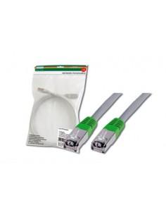 Digitus Cat5e, 0.5m networking cable Grey F/UTP (FTP) Assmann DK-1521-005-CO - 1