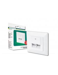 Digitus DN-9005-N socket-outlet RJ-45 White Assmann DN-9005-N - 1