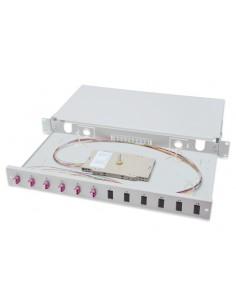Digitus DN-96330-4 palvelinkaapin lisävaruste Kaapelin hallintapaneeli Assmann DN-96330-4 - 1