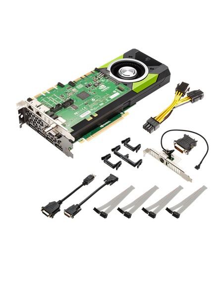 PNY NVIDIA Quadro M5000 8GB GDDR5 + Sync Pny VCQM5000SYNC-PB - 1