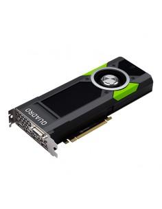 PNY VCQP5000-5PB näytönohjain NVIDIA Quadro P5000 16 GB GDDR5 Pny VCQP5000-5PB - 1