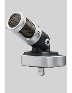 Shure MV88/A mikrofoner Silver Mikrofon till smartphone Shure MV88/A - 1
