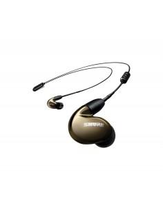 Shure SE846 Kuulokkeet In-ear 3.5 mm liitin Bluetooth Musta, Pronssi Shure SE846-BNZ+BT2-EF - 1
