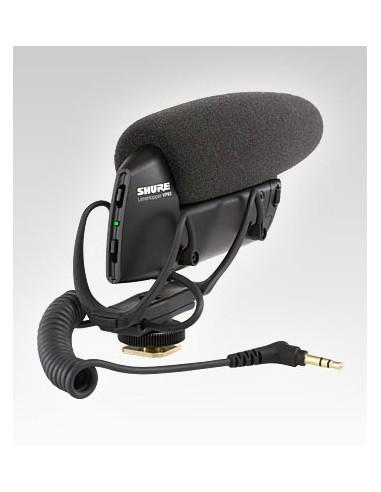 Shure VP83 mikrofoni Musta Digitaalikameran Shure VP83 - 1