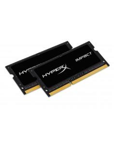 HyperX 16GB DDR3-1600 muistimoduuli 2 x 8 GB 1600 MHz Kingston HX316LS9IBK2/16 - 1