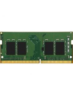 Kingston Technology ValueRAM KVR24S17S8/8BK muistimoduuli 8 GB 1 x DDR4 2400 MHz Kingston KVR24S17S8/8BK - 1
