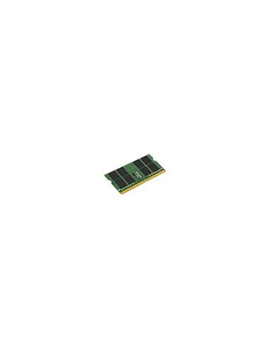 Kingston Technology ValueRAM KVR26S19D8/16BK muistimoduuli 16 GB 1 x DDR4 2666 MHz Kingston KVR26S19D8/16BK - 1