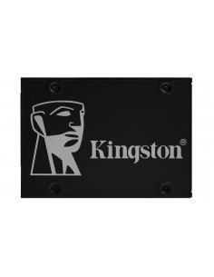 "Kingston Technology KC600 2.5"" 256 GB Serial ATA III 3D TLC Kingston SKC600B/256G - 1"