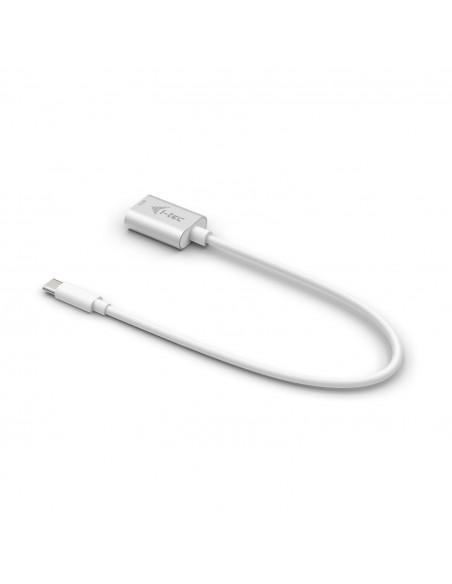 i-tec C31ADA USB-kablar 0.2 m USB 3.2 Gen 2 (3.1 2) C A Vit I-tec Accessories C31ADA - 2