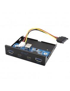 i-tec U3CEXTEND22 liitäntäkortti/-sovitin Sisäinen USB 3.2 Gen 1 (3.1 1) I-tec Accessories U3CEXTEND22 - 1
