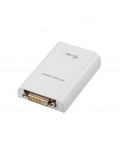 i-tec Advance USB2HDTRIO USB-grafikadapter 1920 x 1080 pixlar Vit I-tec Accessories USB2HDTRIO - 1