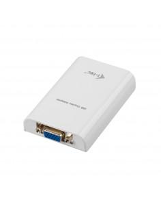 i-tec Advance USB2VGA USB grafiikka-adapteri 1920 x 1080 pikseliä Valkoinen I-tec Accessories USB2VGA - 1