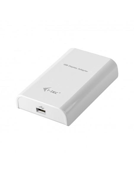 i-tec Advance USB2VGA USB grafiikka-adapteri 1920 x 1080 pikseliä Valkoinen I-tec Accessories USB2VGA - 2