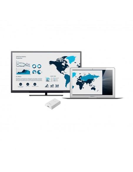 i-tec Advance USB2VGA USB grafiikka-adapteri 1920 x 1080 pikseliä Valkoinen I-tec Accessories USB2VGA - 6