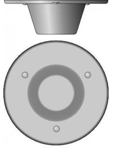 Cisco Multi-Band Omnidirectional Antenna-Ceiling Mount nätverksantenner Cisco 3G-ANTM1916-CM= - 1