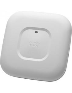 Cisco Aironet 2700i 1300 Mbit/s Vit Strömförsörjning via Ethernet (PoE) stöd Cisco AIR-AP2702I-UXK9C - 1