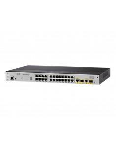 Cisco C891-24X/K9 langallinen reititin Gigabitti Ethernet Musta Cisco C891-24X/K9 - 1