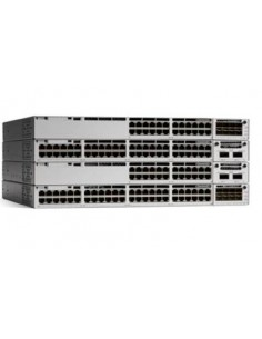 Cisco Catalyst C9300-48P-A network switch Managed L2/L3 Gigabit Ethernet (10/100/1000) Power over (PoE) Grey Cisco C9300-48P-A -