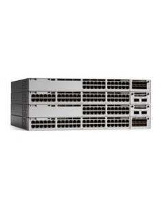 Cisco Catalyst C9300-48T-E nätverksswitchar hanterad L2/L3 Gigabit Ethernet (10/100/1000) Grå Cisco C9300-48T-E - 1