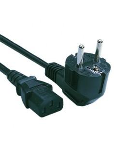 Cisco CAB-9K10A-EU= Power cable Black 2.4 m plug type F C15 coupler Cisco CAB-9K10A-EU= - 1