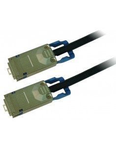 Cisco Bladeswitch nätverkskablar Svart 0.5 m Cisco CAB-STK-E-0.5M= - 1