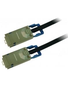 Cisco Bladeswitch verkkokaapeli Musta 0.5 m Cisco CAB-STK-E-0.5M= - 1