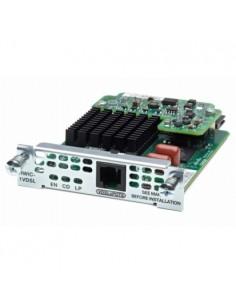 Cisco EHWIC-VA-DSL-M= networking card Internal Cisco EHWIC-VA-DSL-M= - 1