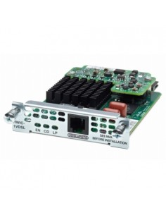 Cisco EHWIC-VA-DSL-M= verkkokortti Sisäinen Cisco EHWIC-VA-DSL-M= - 1