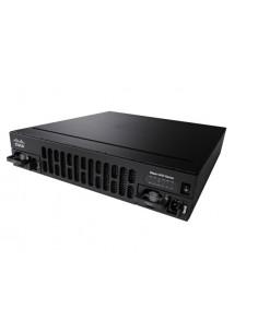 Cisco ISR 4431 kabelansluten router Svart Cisco ISR4431-V/K9 - 1