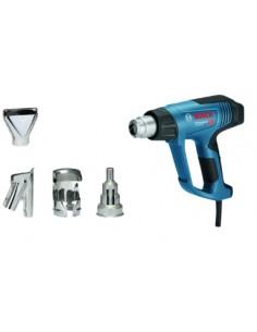 Bosch GHG 23-66 Kit Professional 500 l/min 650 ° C 2300 W Svart, Blå Bosch 06012A6301 - 1