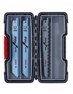 Bosch 2 607 010 901 sågblad till sticksåg, dekupörsåg och tigersåg Sticksågsblad 15 styck Bosch 2607010901 - 1