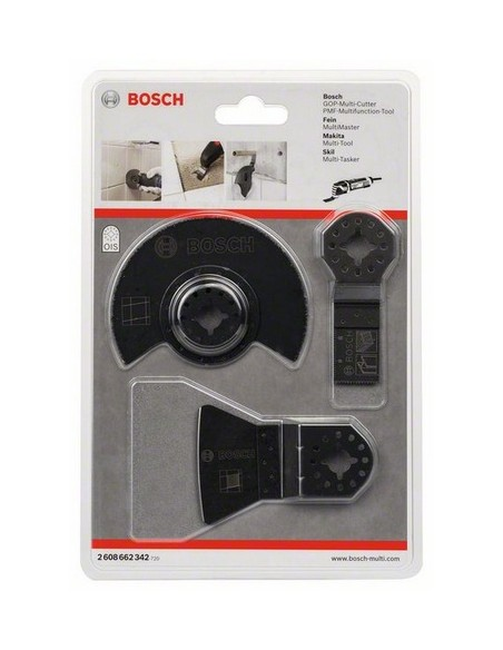 Bosch 2 608 662 343 jigsaw/scroll saw/reciprocating saw blade Bosch 2608662343 - 2