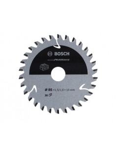 Bosch 2 608 837 752 pyörösahanterä 8.5 cm 1 kpl Bosch 2608837752 - 1