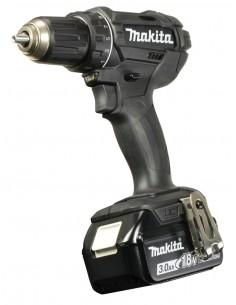 Makita DDF482RFEB drill Keyless 1.7 kg Black Makita DDF482RFEB - 1