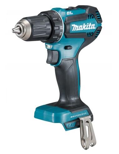 Makita DDF485Z porakone 1900 RPM Avaimeton 1.7 kg Musta, Sininen Makita DDF485Z - 1