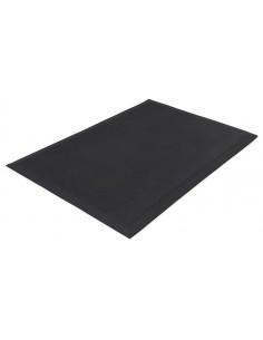 Ergotron Neo-Flex Floor mat Rubber Indoor/outdoor Rectangular Black Ergotron 98-076 - 1
