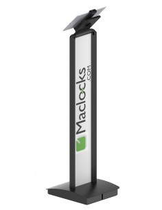 Compulocks 140BUCLGVWMB Multimedia cart/stand Black Tablet stand Maclocks 140BUCLGVWMB - 1