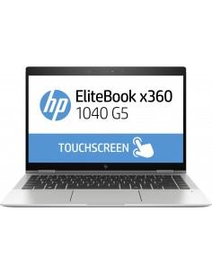 "HP EliteBook x360 1040 G5 Hybridi (2-in-1) 35.6 cm (14"") 1920 x 1080 pikseliä Kosketusnäyttö 8. sukupolven Intel® Core™ i5 8 GB"