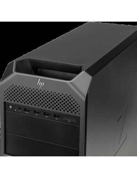 HP Z4 G4 W-2123 Tower Intel® Xeon W 32 GB DDR4-SDRAM 512 SSD Windows 10 Pro for Workstations Arbetsstation Svart Hp 6QN93EA#UUW